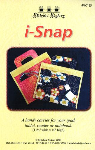 I Snap - Stitching Sisters - 67 IS