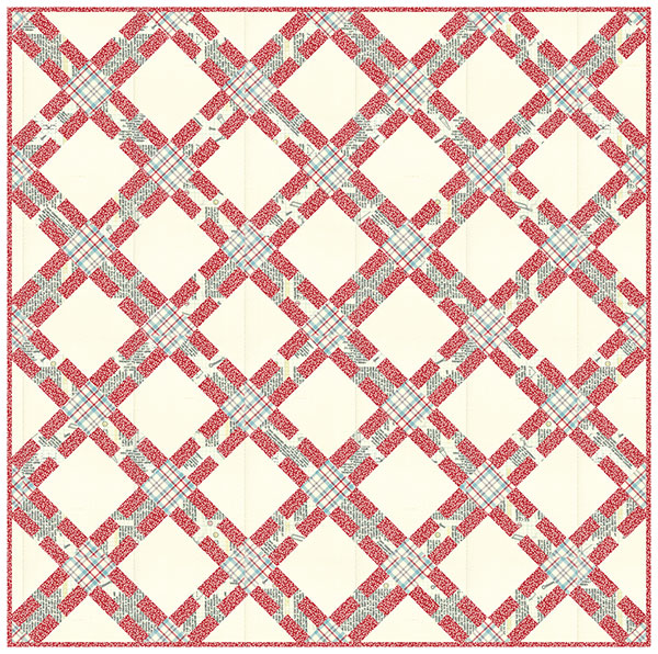 Sweetwater Ladders Quilt Pattern