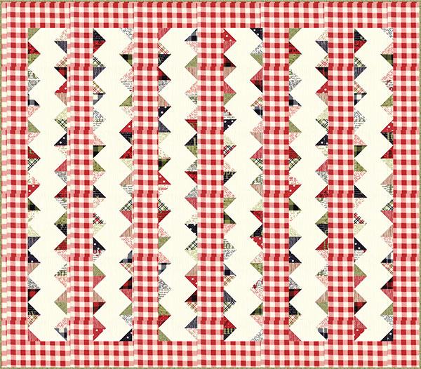 Make It Merry Quilt Kit