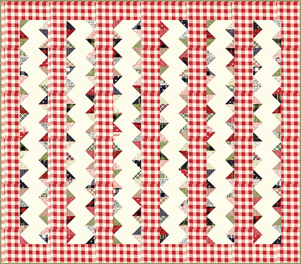 Make It Merry Pattern