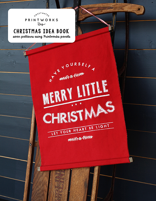 Bk - Printworks Christmas Idea Book