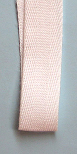 Cotton Twill Tape 3/4 White