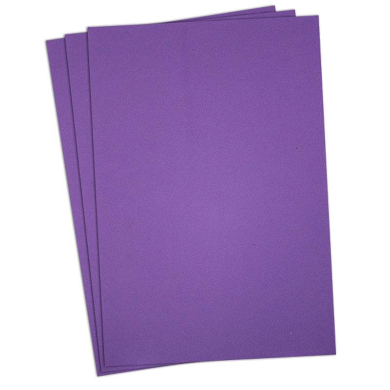 Puffy Foam 2mm Purple