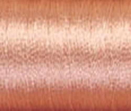 12 Wt Cotton Thread Med Peach 330 yds