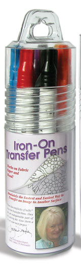 Iron on Transfer Pens 8ct
