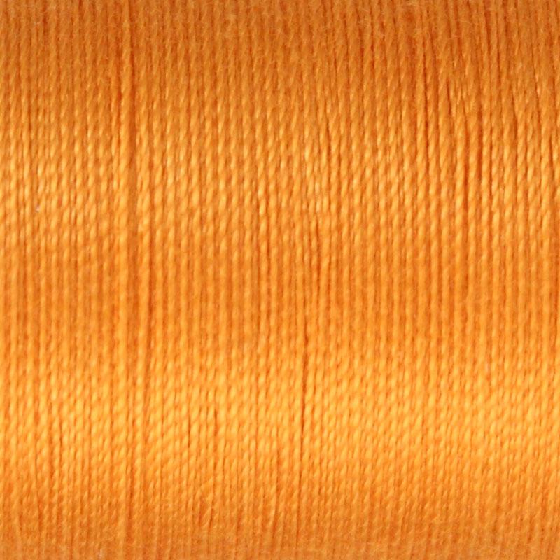 Cotton Petite 12wt 50yd Orange Sunrise