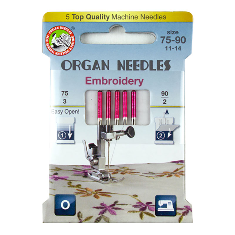 Embroidery Machine Needle 75-90