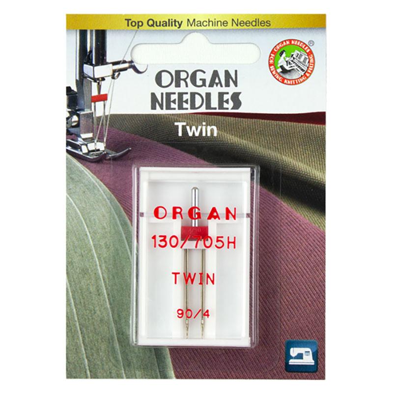 Twin Machine Needle 90/4mm