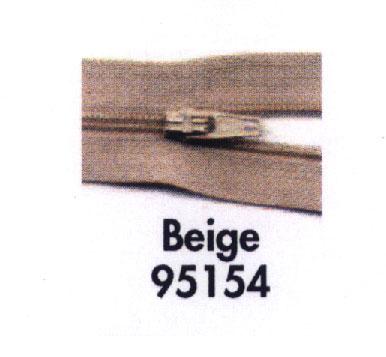 Make A Zipper 197 Beige
