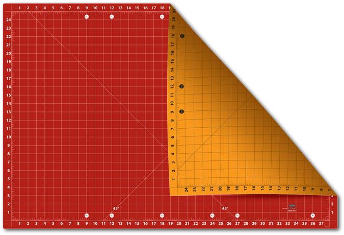 Cutting Edge Cutting Mat 24x37