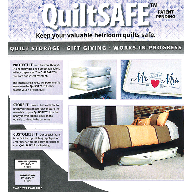 Quiltsafe Medium