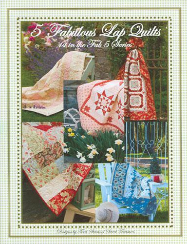 5 Fabulous Lap Quilts