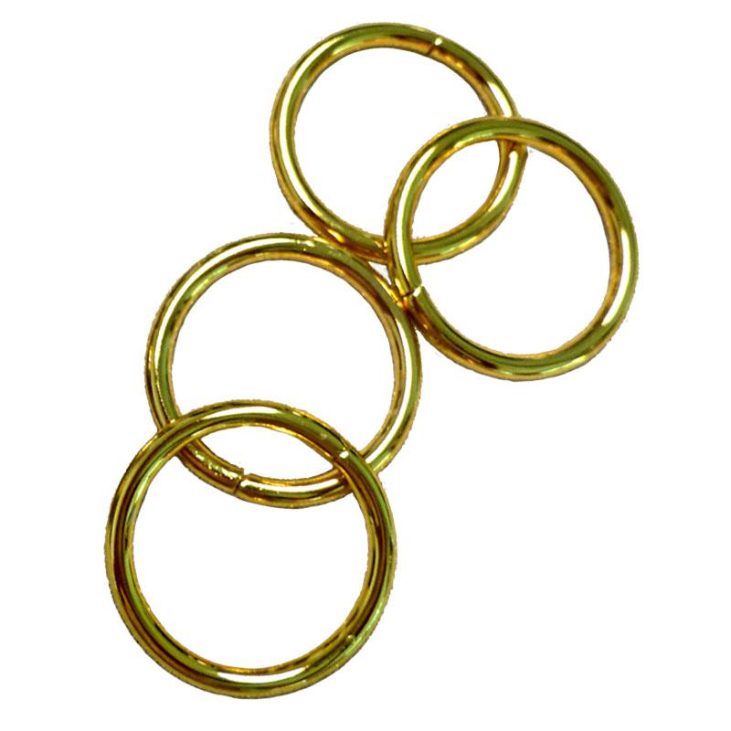O Ring 1 1/4 2ct Brass