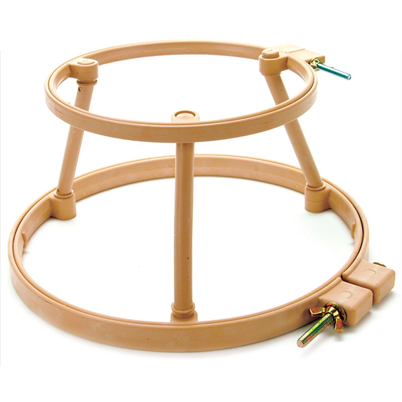 Morgan Lap Stand with 7/10 No Slip Hoop Combo