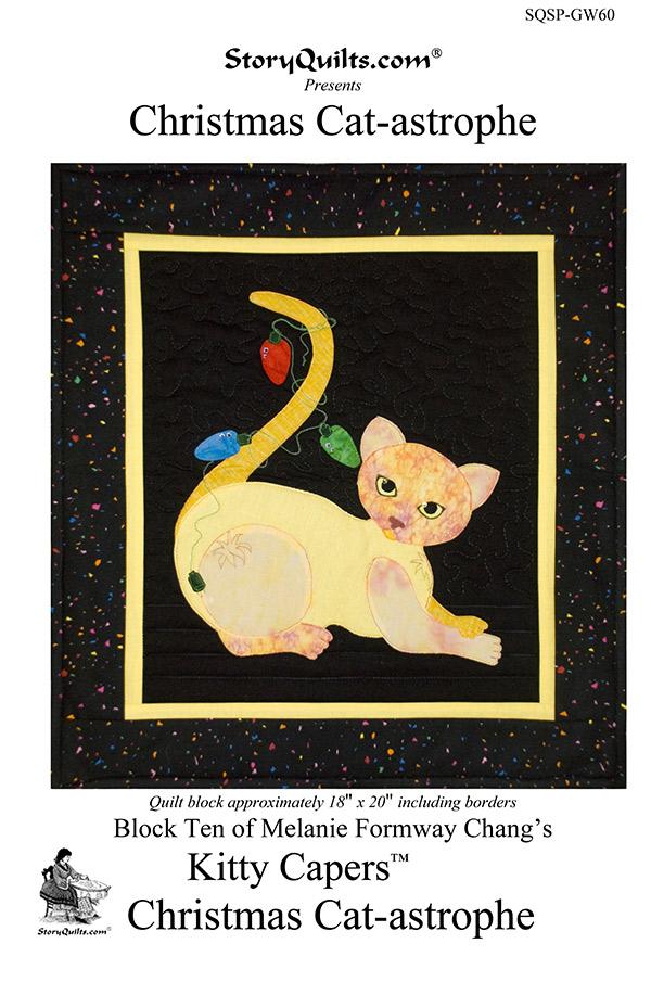 Christmas Cat-Astrophe