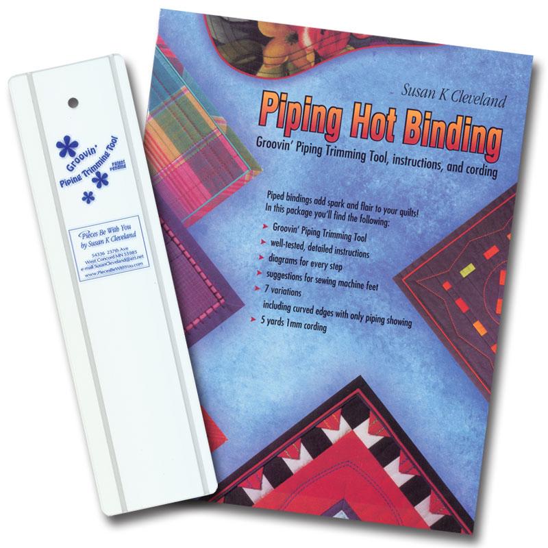 Piping Hot Binding Tool Kit