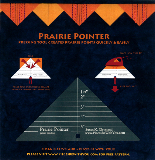 Prairie Pointer Tool