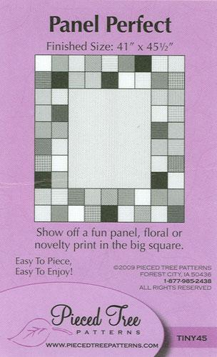 Panel Perfect Pattern Card