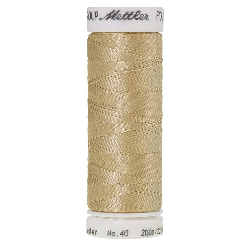 Polysheen Embroidery Thread, oat, 200m