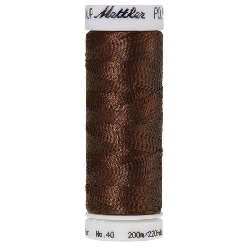 Polysheen Embroidery Thread, Pine Park, 200m