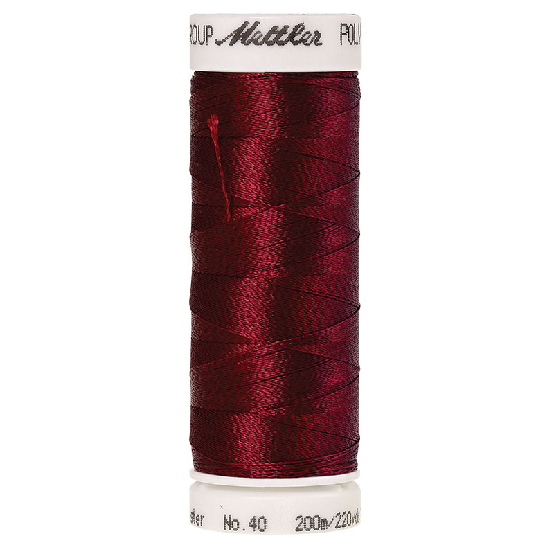 Polysheen Embroidery Thread, Winterberry, 200m
