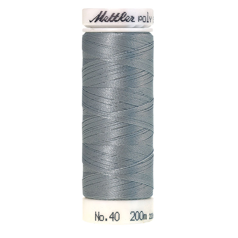 Polysheen Embroidery Thread, Winter Frost, 200m