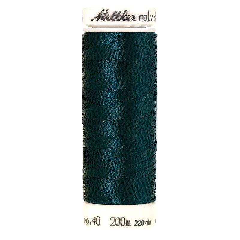 Polysheen Embroidery Thread, spruce, 200m