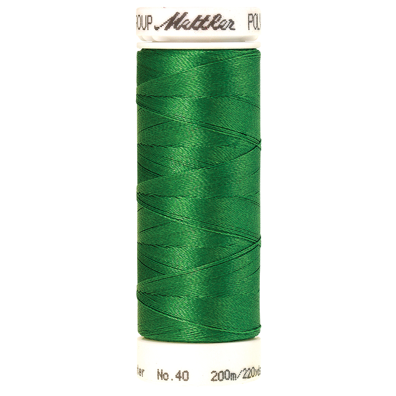 Polysheen Embroidery Thread, ming, 200m