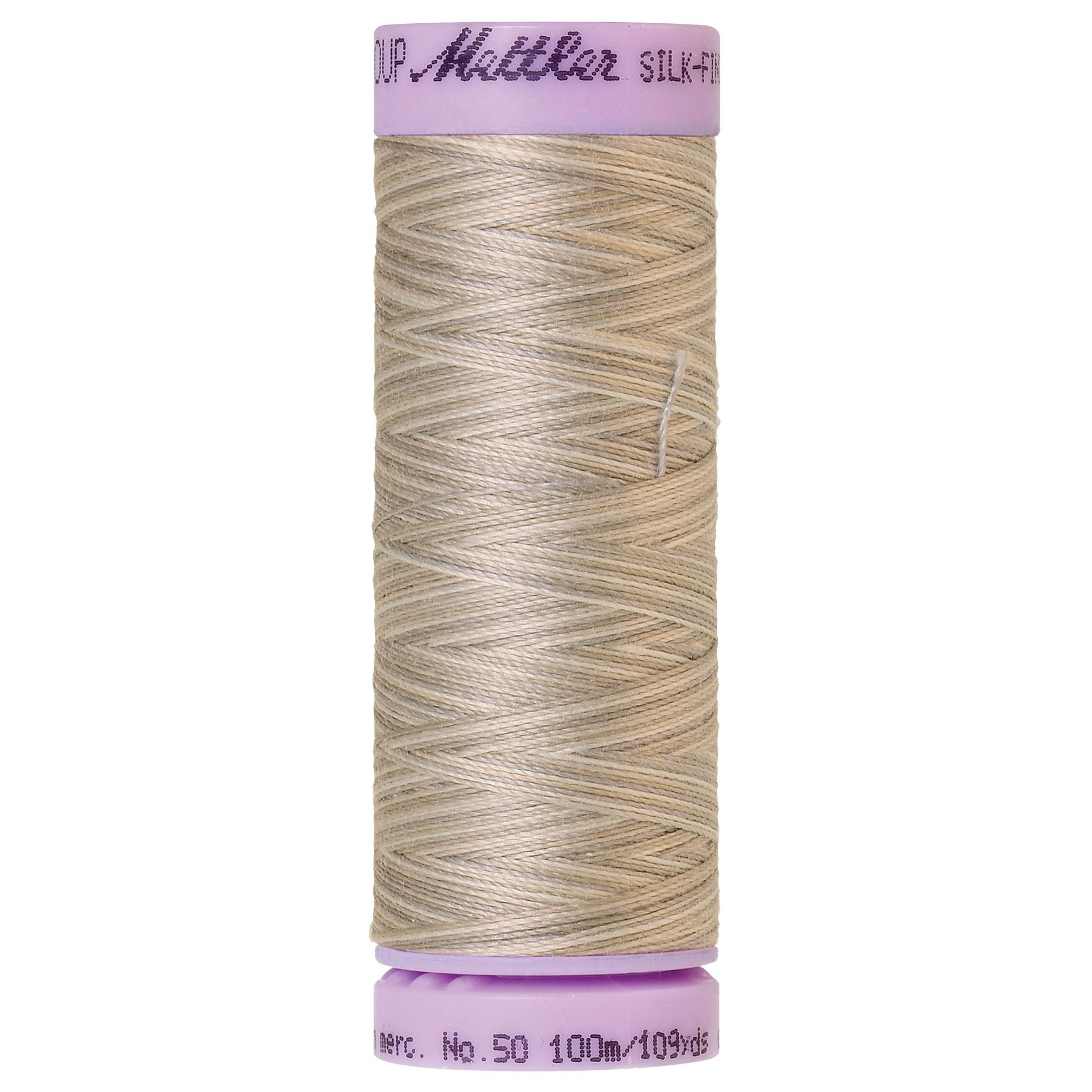 Silk Finish cotton 50wt 109 yards Dove Gray