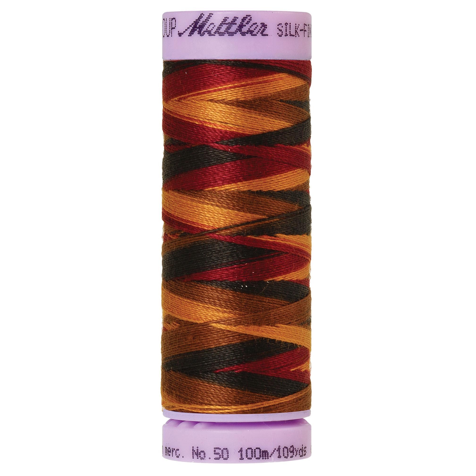 Silk Finish cotton 50wt 109 yards Elegante