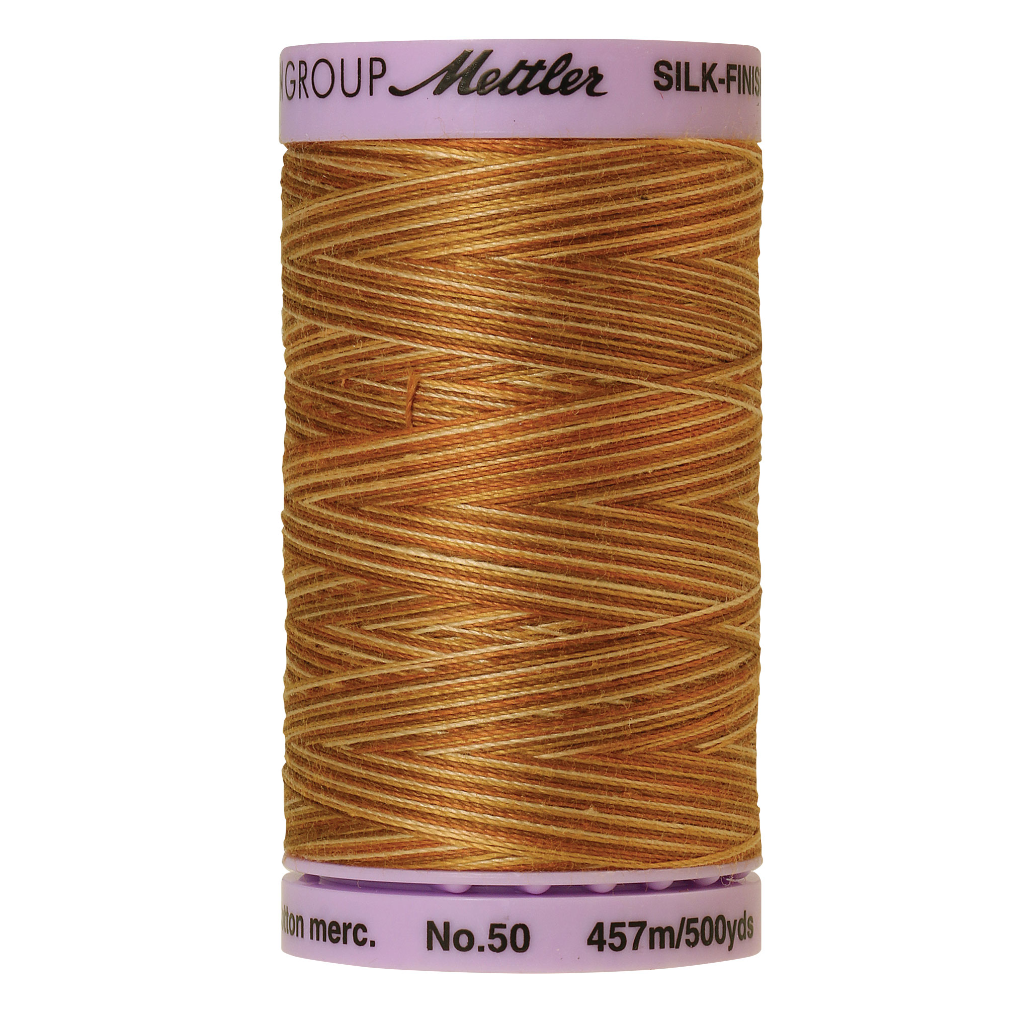 Silk Finish Cotton 50wt 500 yards Iced Coffee