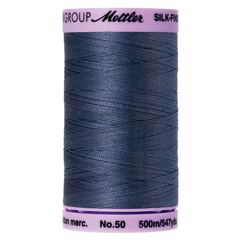 Silk Finish 50wt Blue Shadow