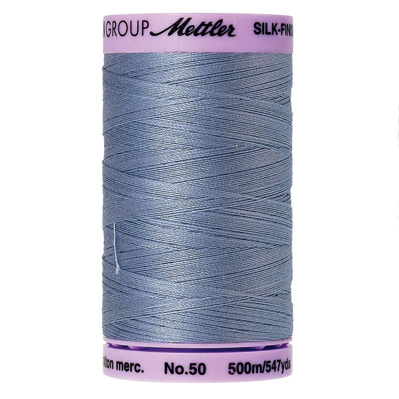 0350 Solid Cotton Thread  500m/547yd- Summer Sky