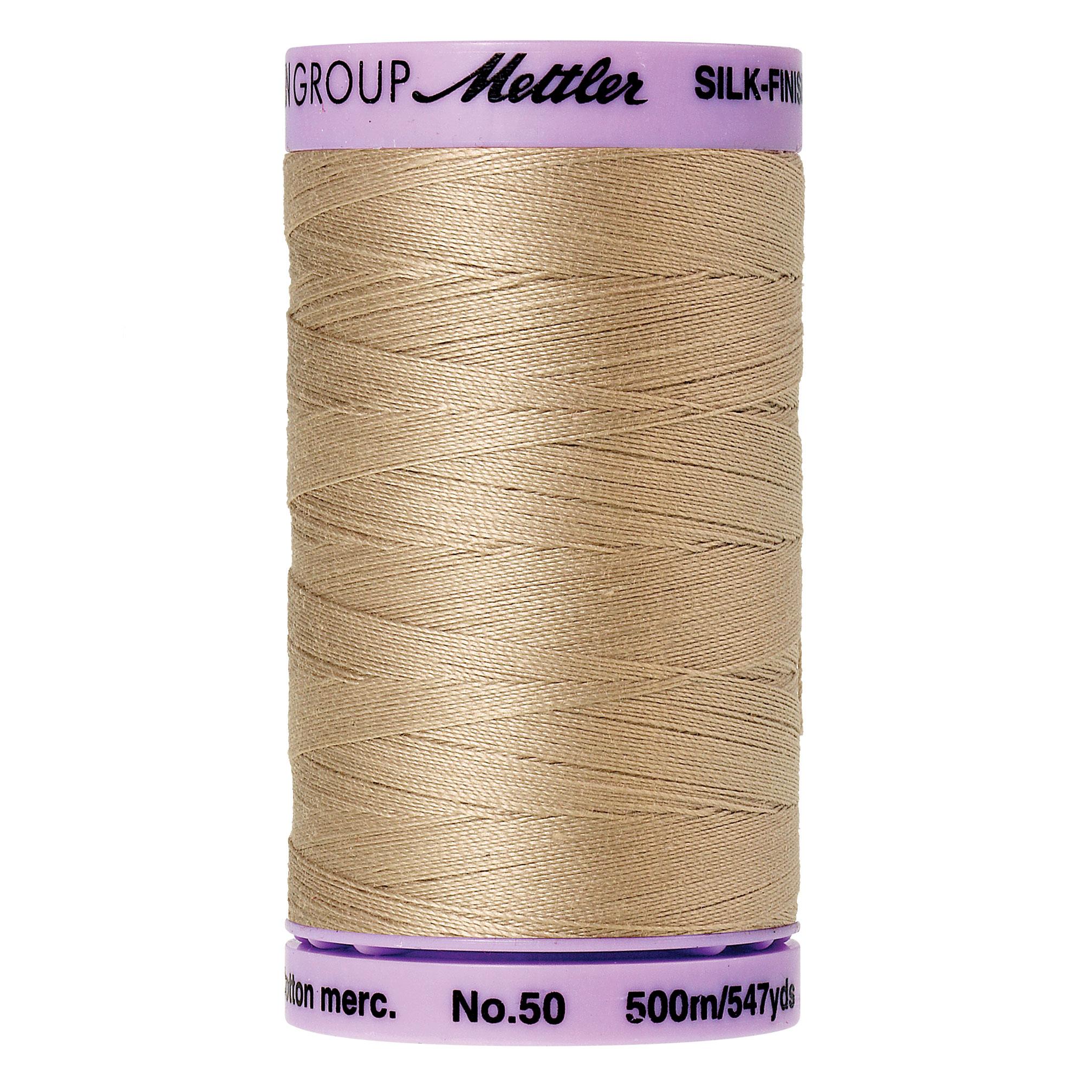 Silk Finish 50wt Straw