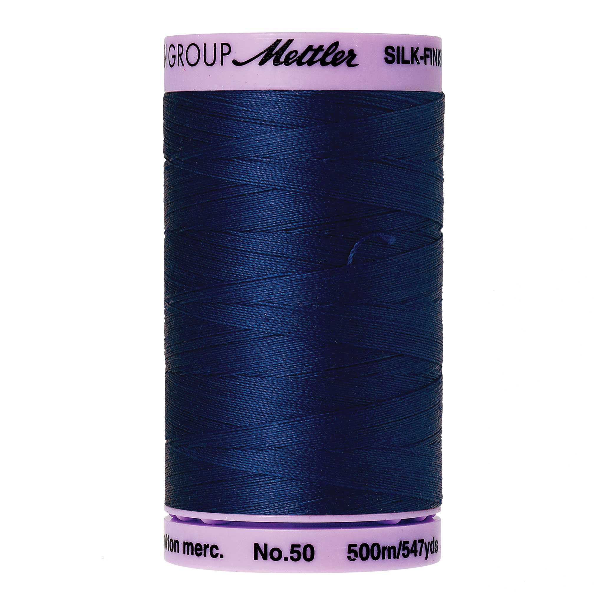 1304 Solid Cotton Thread - Imperial Blue