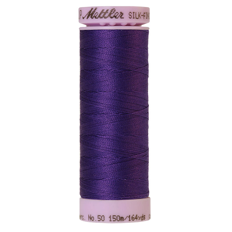 Silk Finish 50wt Iris Blue