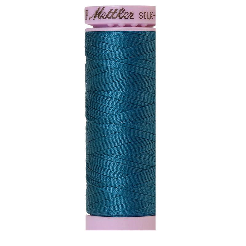 Silk Finish Cotton 50wt 164yds Dark Turquoise