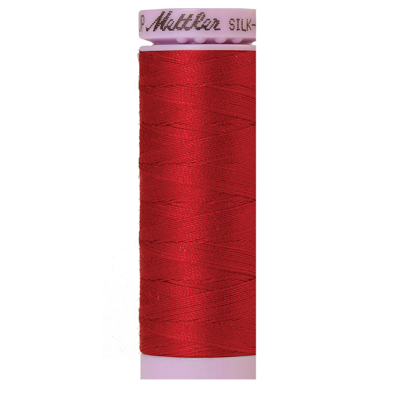 Silk Finish 50wt Country Red