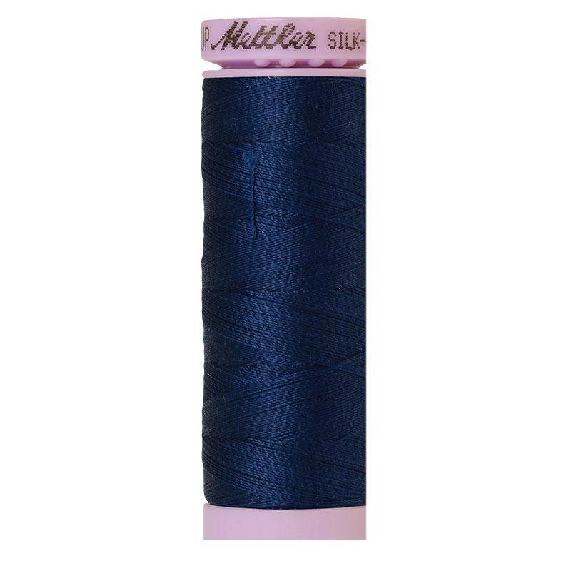 Silk Finish 50wt Night Blue