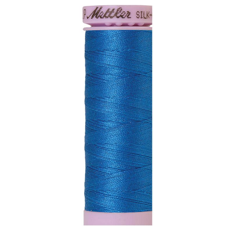 Silk Finish 50wt French Blue