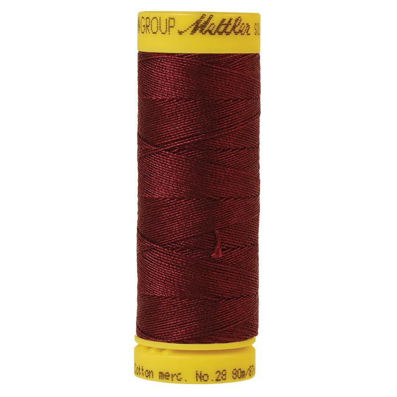 Silk Finish 28wt Beet Red