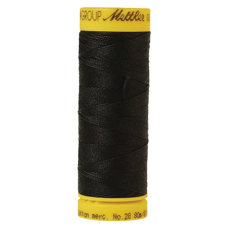 Silk Finish 28wt Black