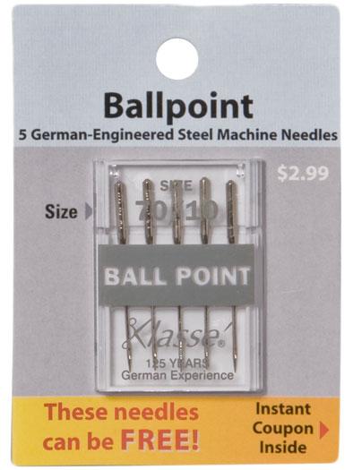70/10 Ball Point