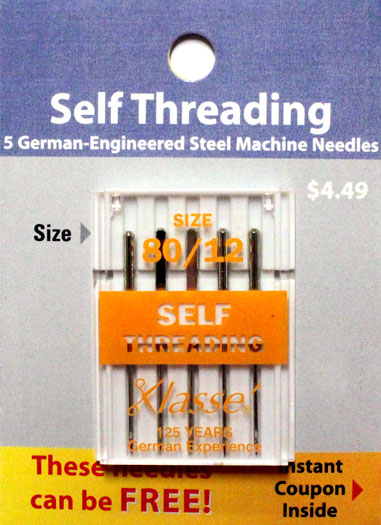 Self Threading 80/12