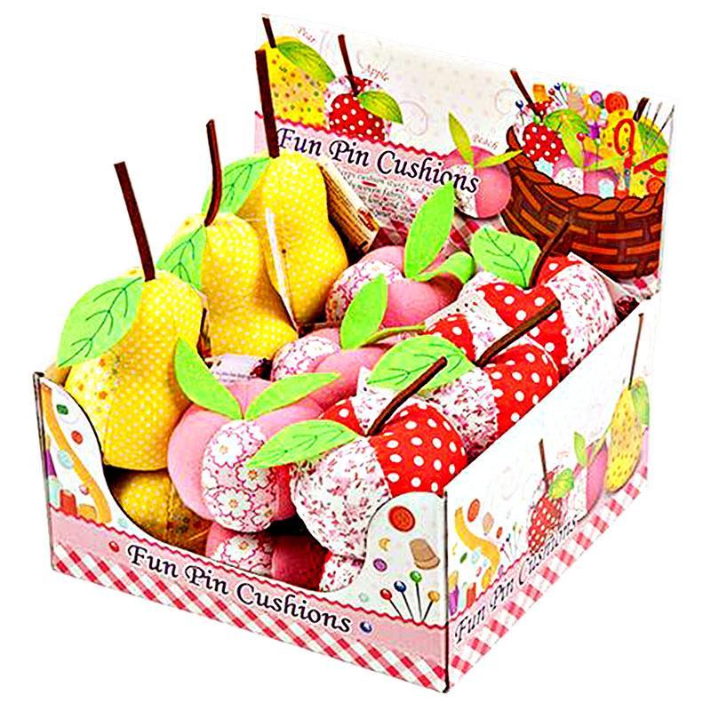 Fruit Pin Cushion