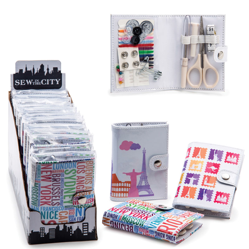 Sew In The City Sewing Kit