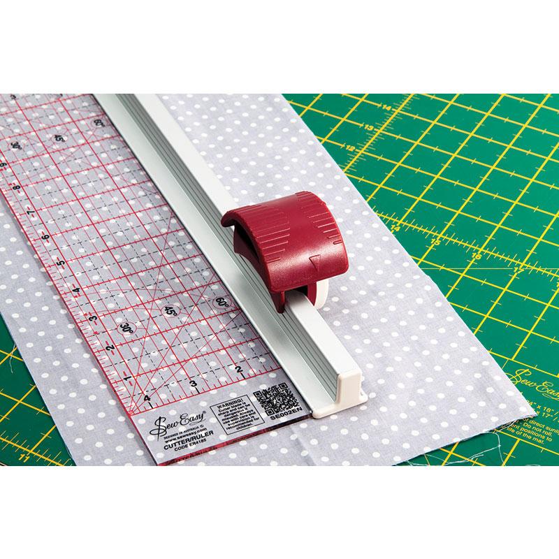 Sew Easy Ruler Cutter 4.5x13.5 45m Blade