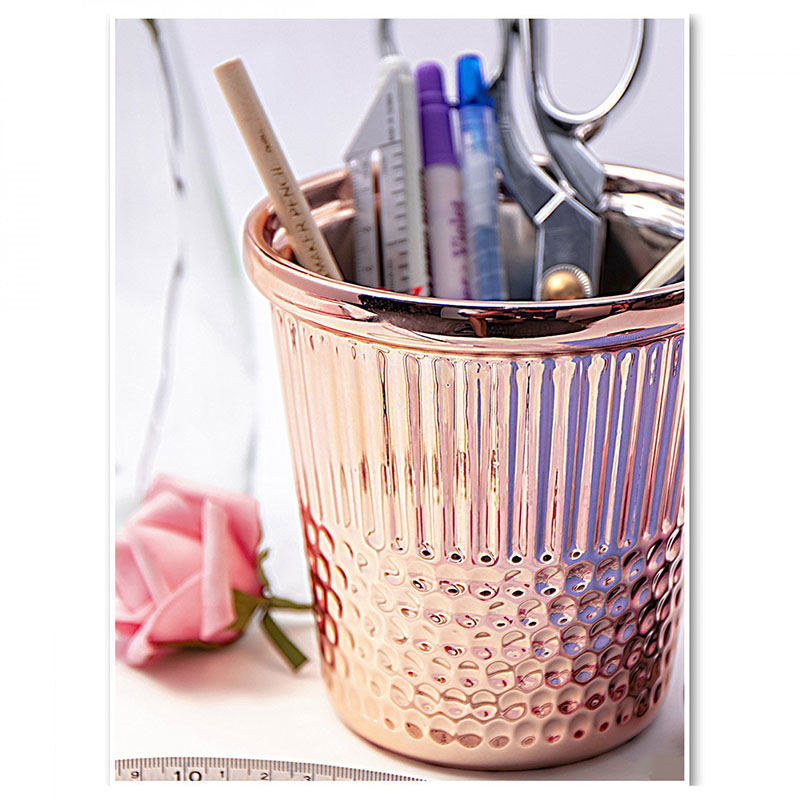 Thimble Craft Containr Rose Gld