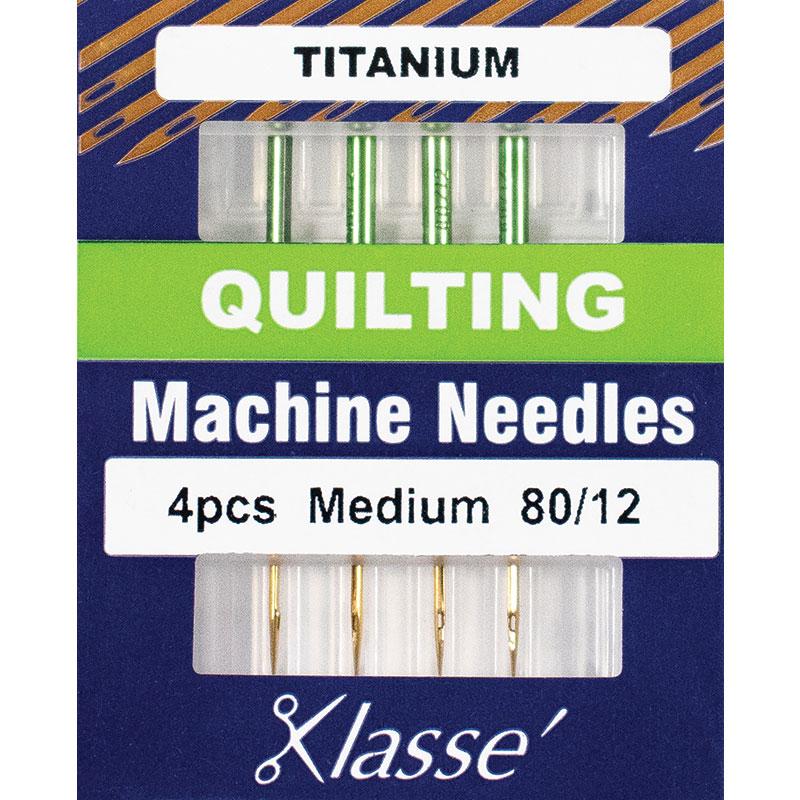 Klasse Quilting Titanium 80/12