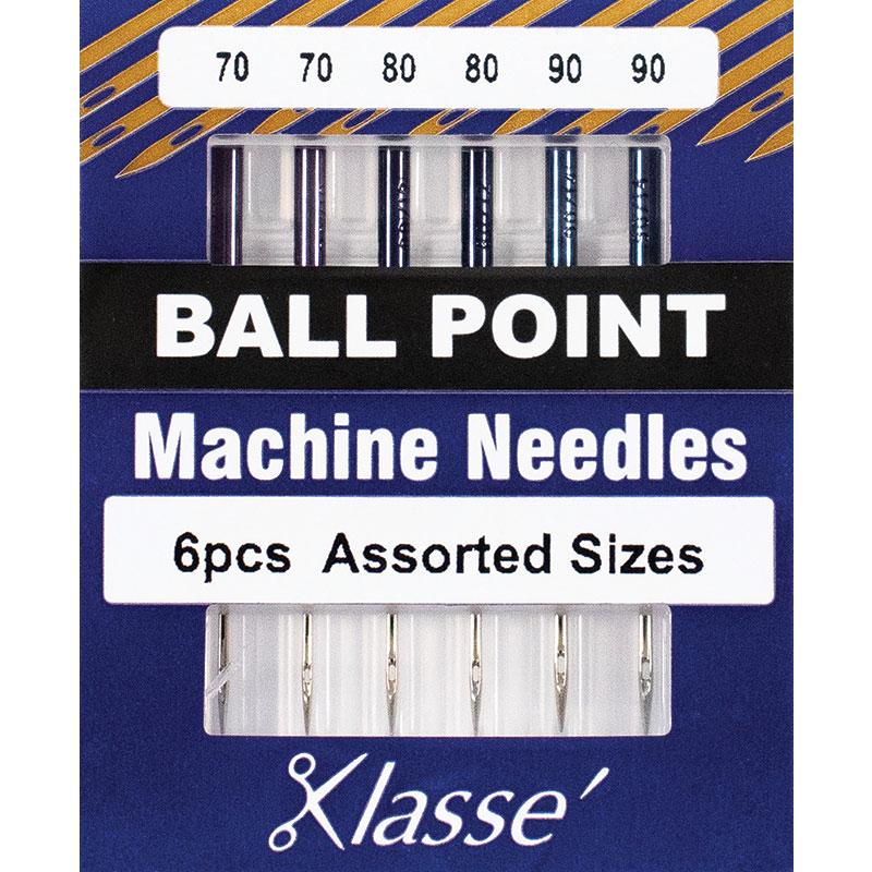 BallPoint Needle Assorted